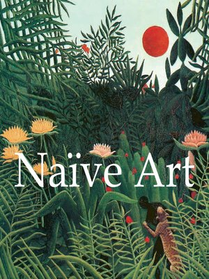 cover image of Naïve Art